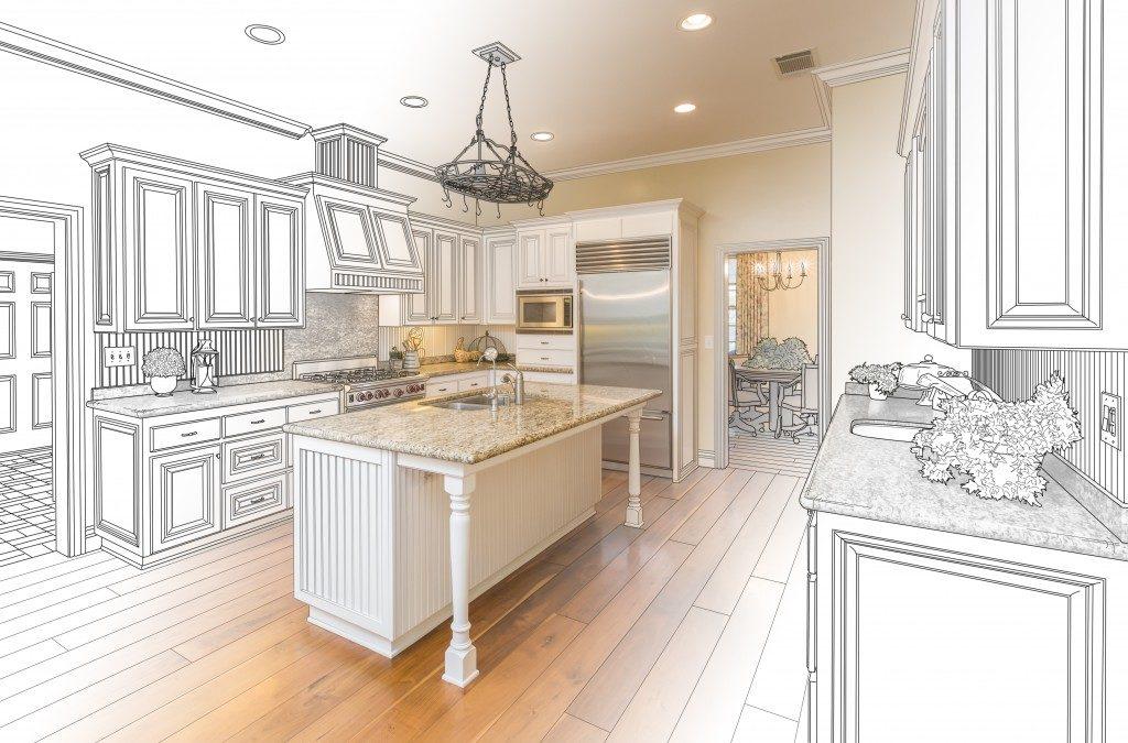 kitchen remodelling idea