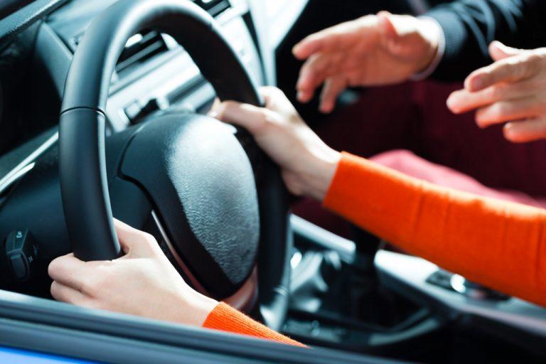How Driving Habits Reflect a Person's Personality